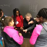 Game strategy, girls, STEM careers