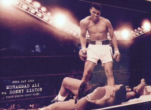Ali-Liston knockout